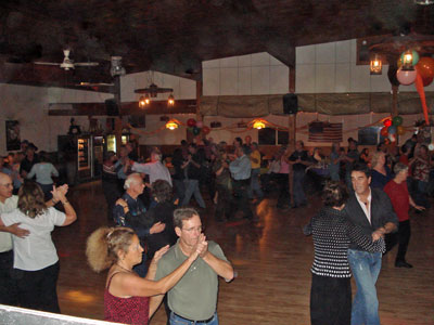 Friday and Saturday Dance Events