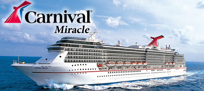 Dance Cruise 2017 on Carnival Miracle