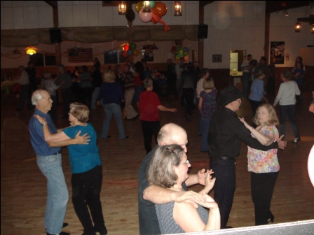 Country Dancing in Seattle