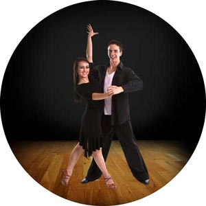 Learn how to dance the Hustle with hustle dance lessons.