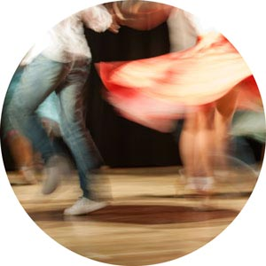 Retro Swing Dance Classes