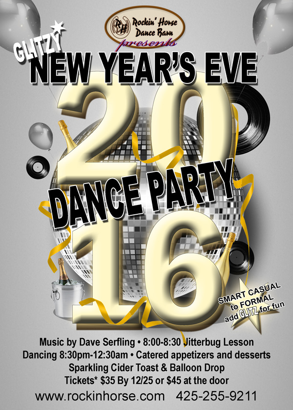 New Years Eve Dance Party 2016