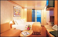 Cabin w/Balcony Extended
