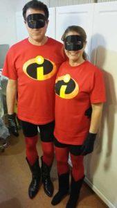 Halloween Dance 2016 Terry & Judy