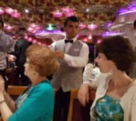 Mexican Riviera Dance Cruise 2017 DAY 6