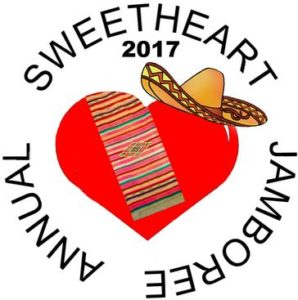 Sweetheart Jamboree 2017 - Dave Serfling and Joan Lundahl dancing Nightclub Two-Step