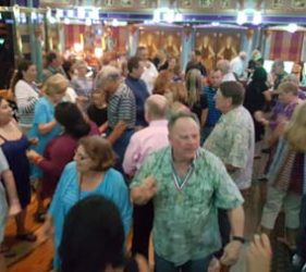 Mexican Riviera Dance Cruise 2017 DAY 3
