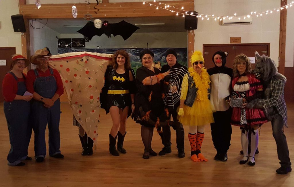 Frighty Night Halloween 2017 Pictures