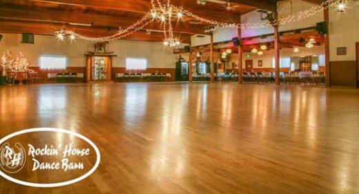 Rockin' Horse Dance Barn Floor
