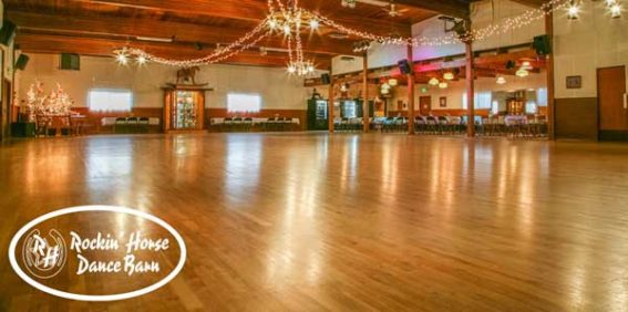 Rockin' Horse Dance Barn Floor