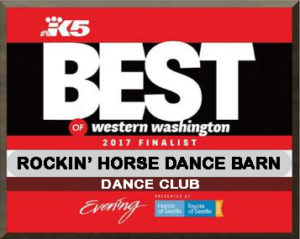 Rockin' Horse Dance Barn Best Dance Club - Dance Events 2018-12-7