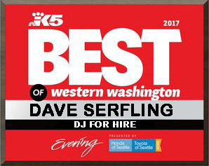Dave Serfling Best DJ for Hire - Dance Events 2018-1-12