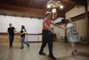 Jitterbug Puts the Beat in Upbeat
