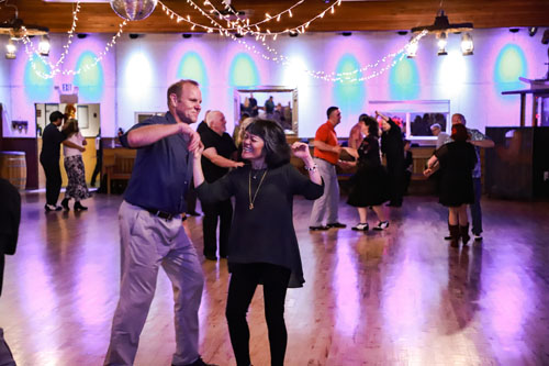 Dance Events 2019-2-8