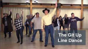 Learn The Git Up Dance